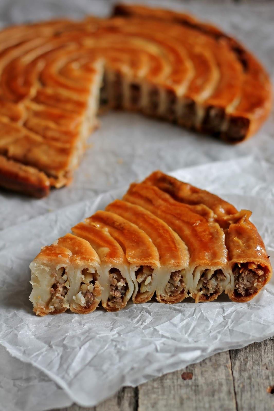 What's for dessert?: Bez glutena: Šareni burek