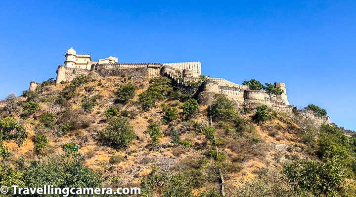 As per the plan for my future trip to Kumbhalgarh Fort, I also plan to walk on this wall along with exploring 300+ temples of Kumbhalgarh fort. Let's see how it goes.
