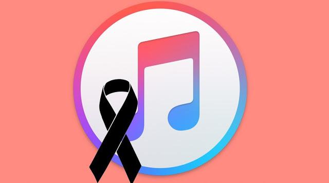 وداعا برنامج iTunes ، شركة آبر تقرر اليوم إغلاقه و هذا هو البديل
