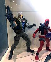 Hascon 2017 Hasbro Marvel Legends Action Figures Deadpool Wave