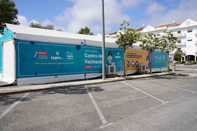 Centro da Vacinação de Lagoa validado e pronto a ser utilizado