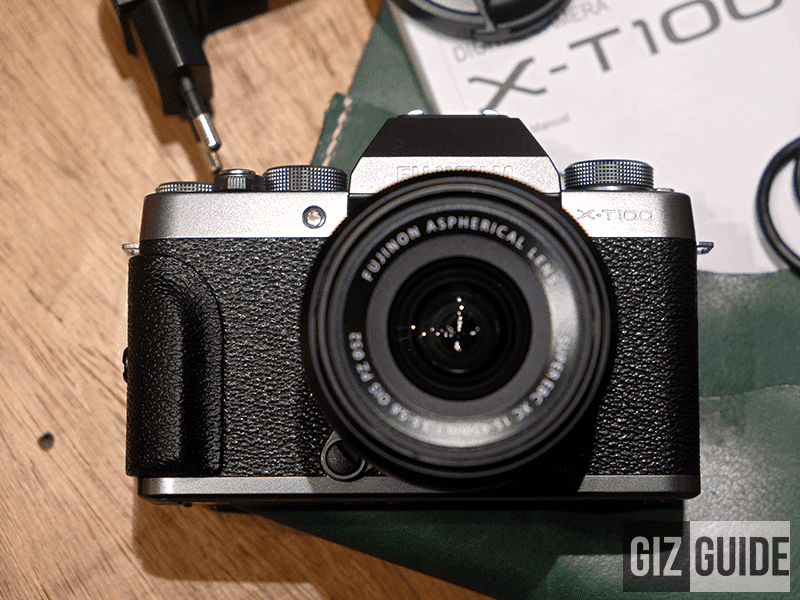 Fujifilm X-T100 Review - The company's best vlogging camera for PHP 40K!