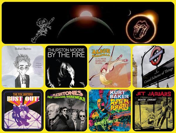 8 recomendaciones discográficas. Octubre 2020