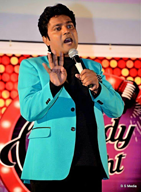 2 Hrs Nonstop Laughter Corporate Stand Up Comedian Navin Prabhakar