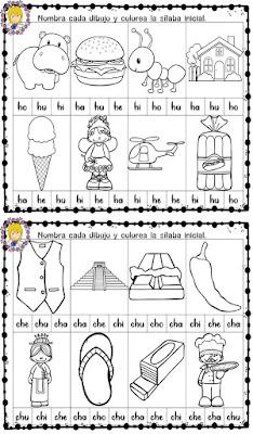 fichas-trabajar-identificar-silaba-inicial