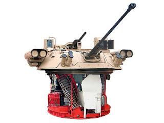 BMP-2/1M Berezhok الجزائرية  01