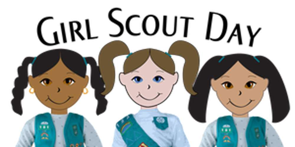National Girl Scout Day Wishes pics free download
