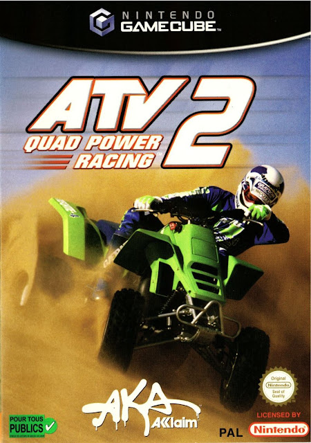 ATV Quad Power Racing 2 ISO GC