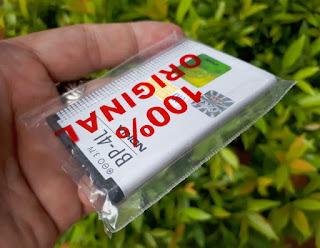 Baterai Nokia BP-4L BP4L Original 100% Nokia E90 E72 E52 1500mAh