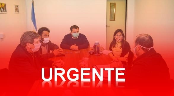URGENTE | Un miembro del gabinete de Menecier dio positivo de Coronavirus