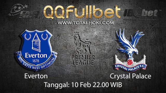 PREDIKSIBOLA - PREDIKSI TARUHAN BOLA EVERTON VS CRYSTAL PALACE 10 FEBRUARI 2018 ( ENGLISH PREMIER LEAGUE )