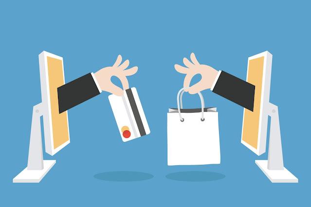 انواع التجارة الاكترونيه