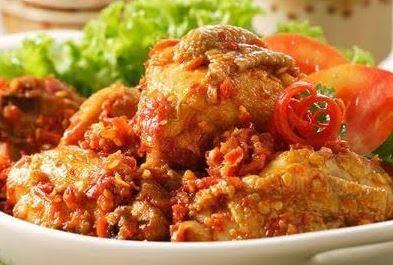 Resep Ayam Rica-Rica & Cara Pembuatanya