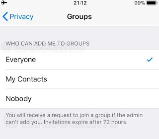 With WhatsApp Group Invitation Feature, You Remain In Charge