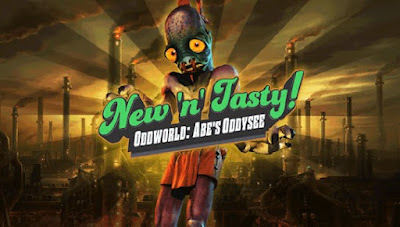 Oddworld: New 'n' Tasty APK + OBB (paid) Download