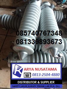 Jual Arrester Keramik 12KV – 12KA di Palembang