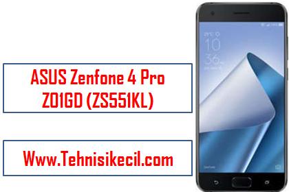 Cara Flashing ASUS Zenfone 4 Pro Z01GD (ZS551KL) Via SDcard firmware Free