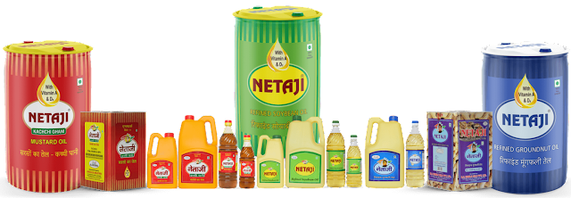 NETAJI Edible Oils Products Distributorship