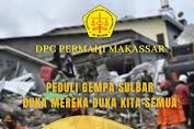 Gempa 6,2 Magnitudo, DPC PERMAHI Galang Dana Untuk Masyarakat Sulbar