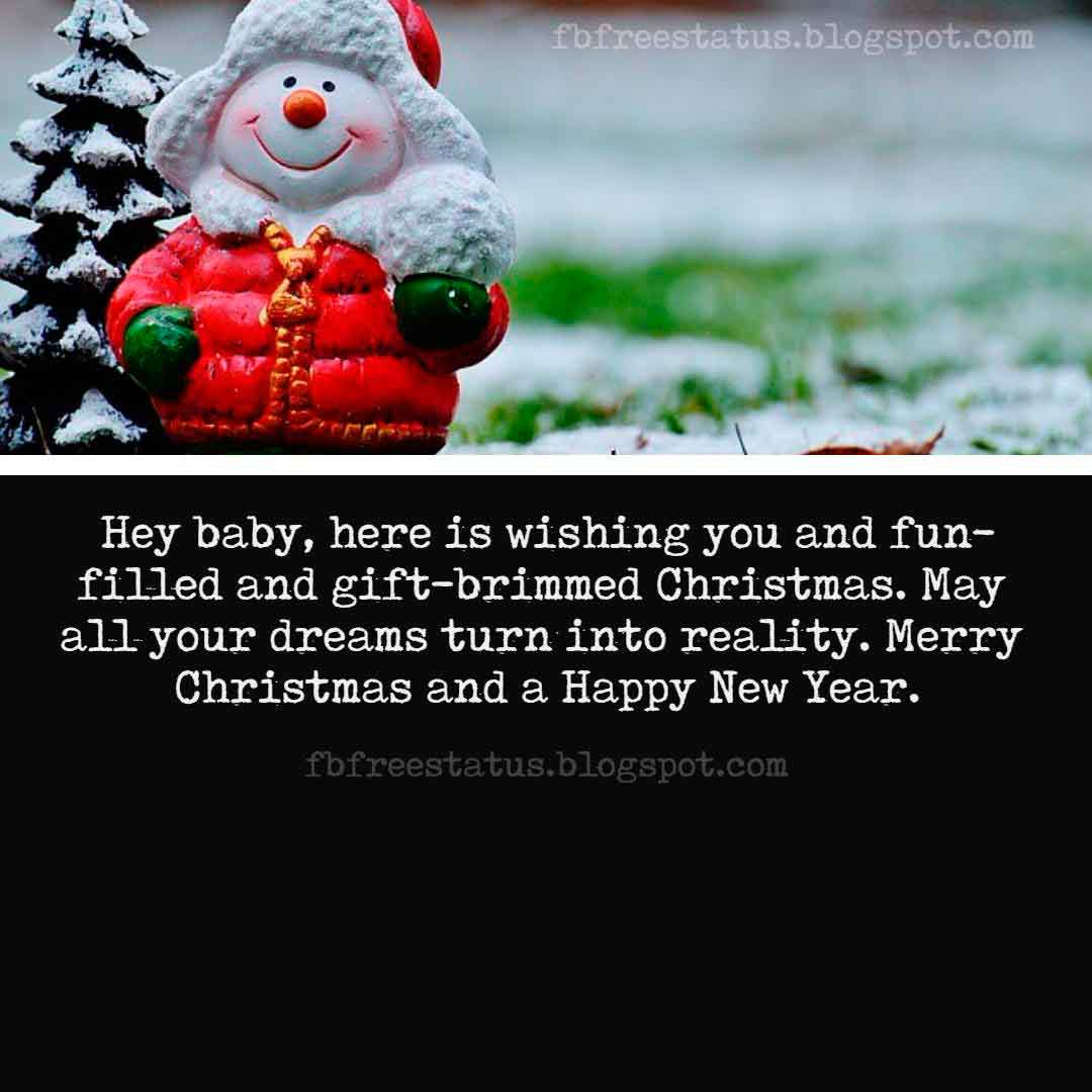 Love Quotes Christmas, Messages, Wishes