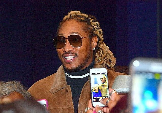 Future's Nigerian Concert Interrupted After Fan Crashes Stage