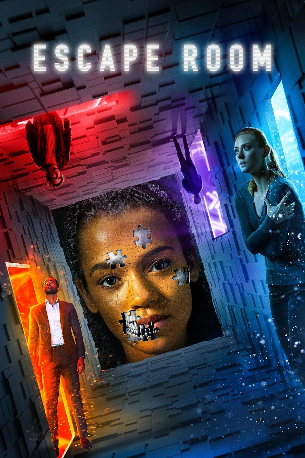 ESCAPE ROOM (2019) TAMIL DUBBED HD