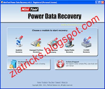 download minitool power data recovery 6.6 keygen