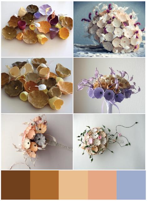 Matrimonio ecologico 2020, tendenze colore: Beige, caramello, lilla