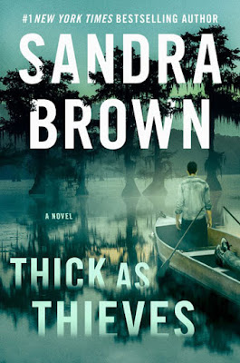 Book Review: Thick as Thieves by Sandra Brown + Book Trailer | About That Story