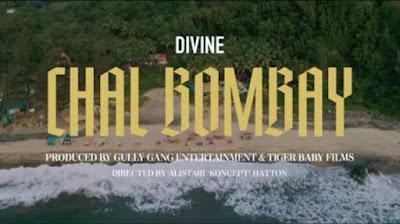 DIVINE lyrics– Chal Bombay lyrics