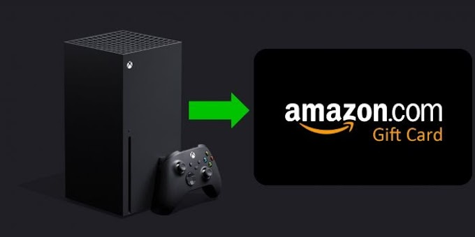 Sorteio de Um Xbox Series X Ou Gift Card da Amazon!