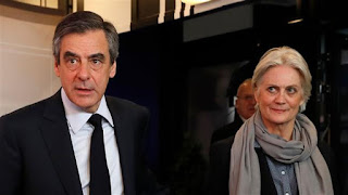 François Fillon and wife jail news