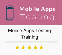 Mobile Apps Testing Training