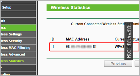 setting WPS Wifi