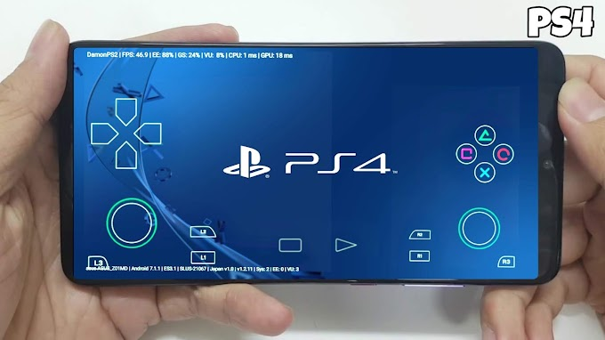 PS4 EMULATOR FOR ANDROID 2019