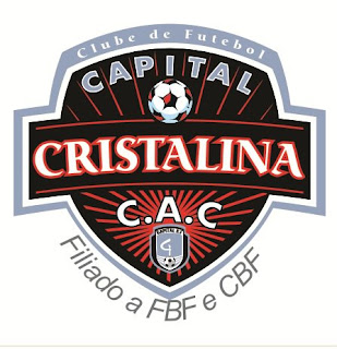 Brasão - Escudo do Capital/Cristalina