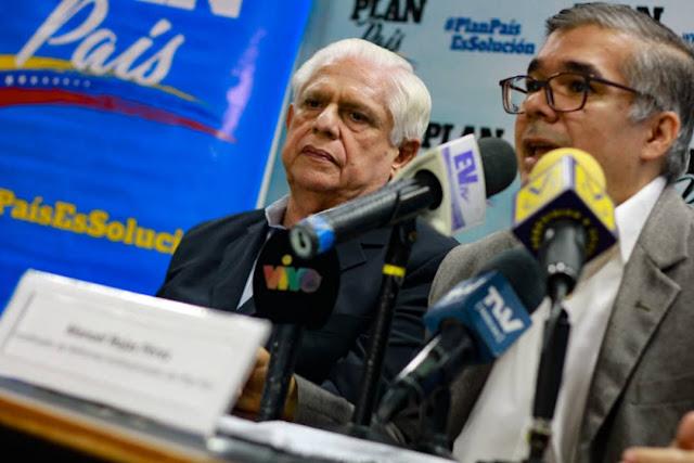 VENEZUELA: Plan País presentó medidas para castigar la corrupción y establecer un gobierno abierto y transparente