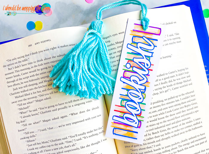 Bookish Bookmarks