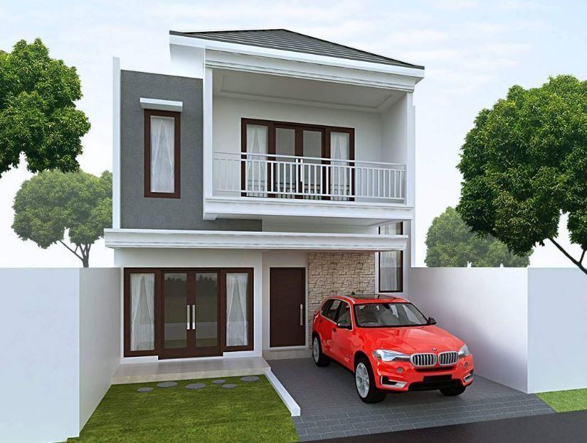 Kalkulasi Biaya Bangun Rumah Type 36 2 Lantai
