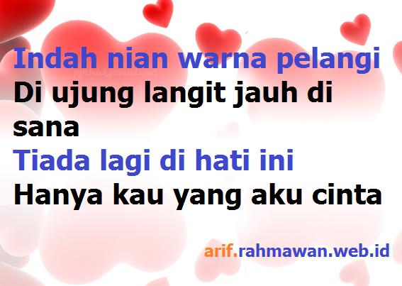 Buat Pacar Tersayang Kata Kata Pantun Romantis Buat Pantun Cinta