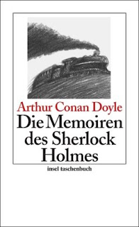 [Rezension] Sherlock Holmes 4: Die Memoiren des Sherlock Holmes – Arthur Conan Doyle