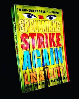 the spellmans strike again the spellman files 4 lisa lutz