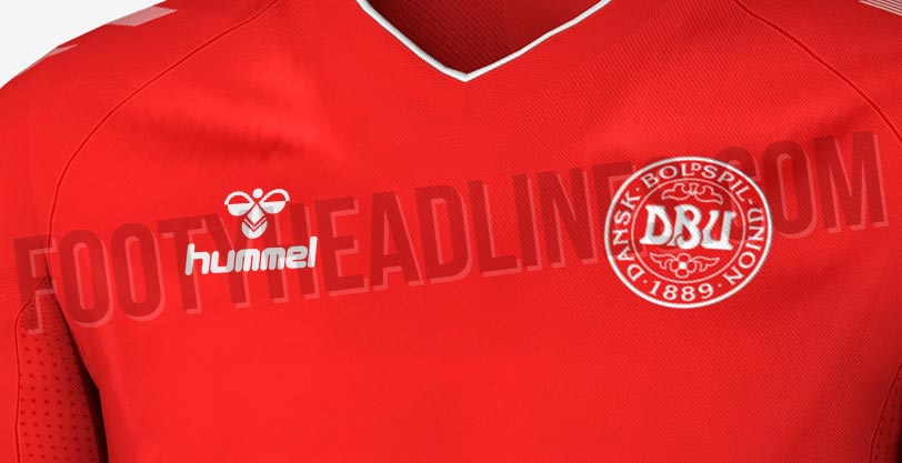 Update  Hummel have confirmed that the new Denmark World Cup kits will be  launched next Tuesday dfd8497fd