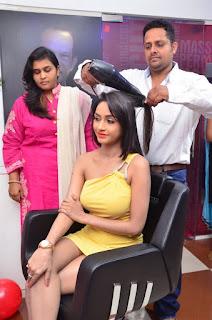 Telugu Actress  Pooja Sri Hot Photos