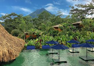 Costa Rica Honeymoon Destinations nayara springs