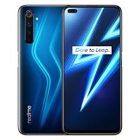 Realme  6 Pro Lighting Blue