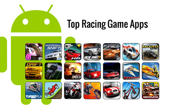 Andriod Game Apps