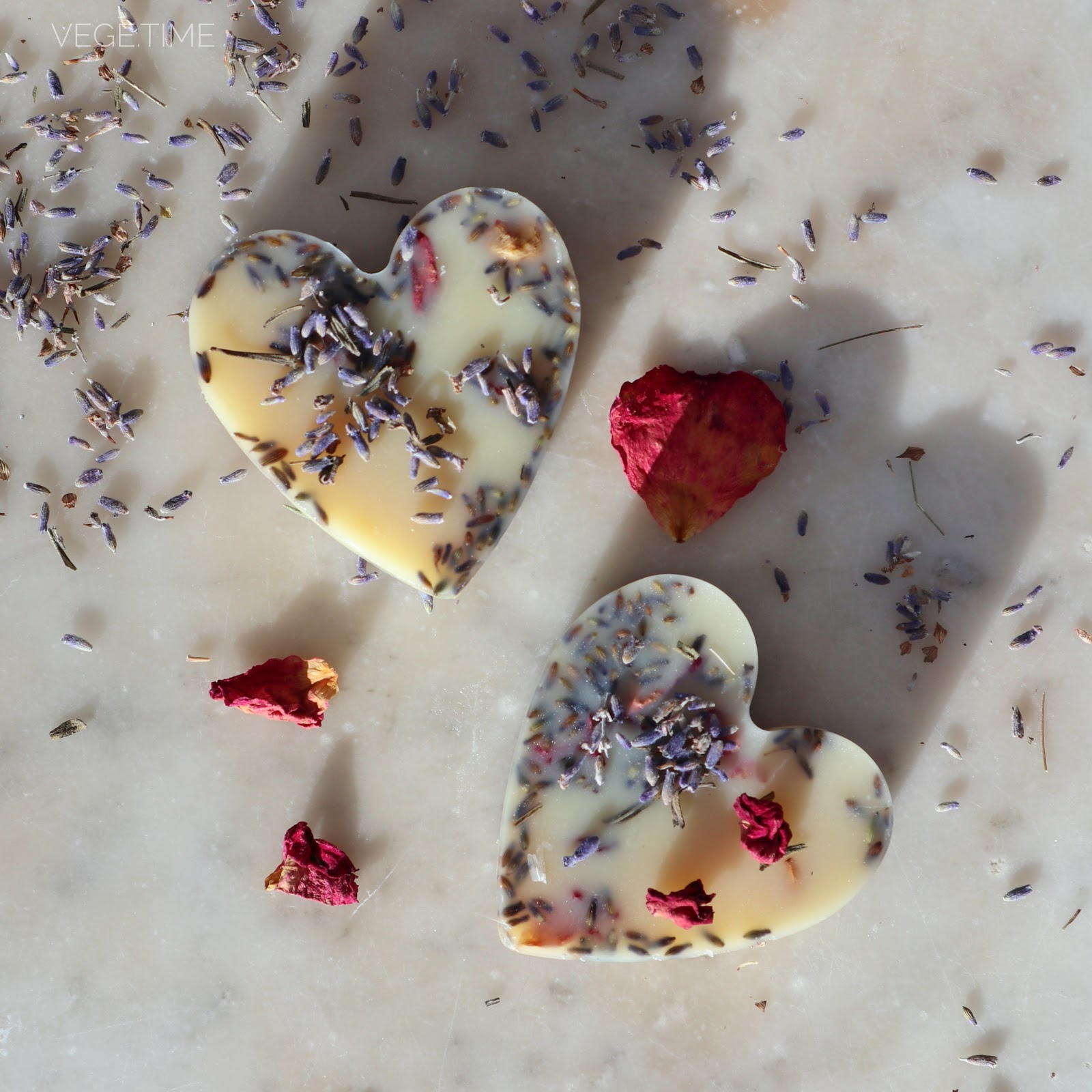DIY Prosty przepis na wegański balsam w kostce