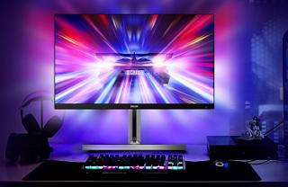 تم طرح شاشة الألعاب Philips 329M1RV 4K 144Hz