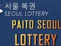 Paito Seoul Lottery